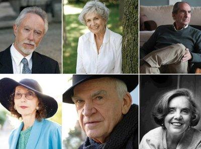 ¿Conocés a estos escritores contemporáneos?