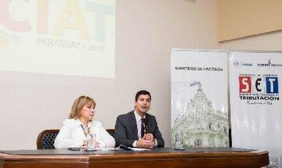 Equidad tributaria será tema de asamblea del CIAT con sede en Asunción