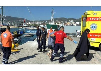 Al menos 6 refugiados mueren en naufragio cerca de Lesbos