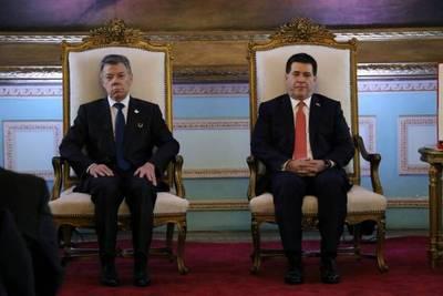 HC y Santos expresan voluntad de fortalecer relaciones