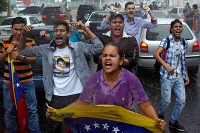 21 muertos y 1.365 detenidos durante protestas en Venezuela