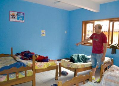 Momentos de terror  en   albergue de niños durante el operativo criminal