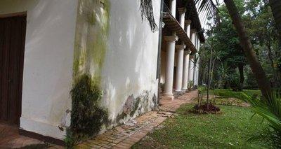 Urgen restaurar deteriorada casa de  Carlos Antonio López