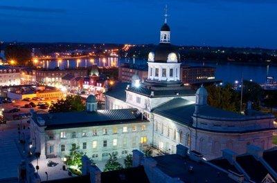 Kingston, la ciudad más histórica de Canadá