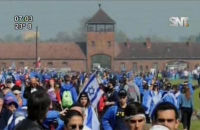 Compacto de noticias: Marcha por día del Holocausto