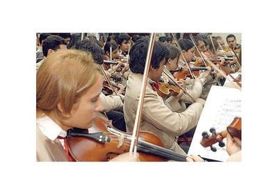 Concierto orquestal gratuito, en   el campus de San Lorenzo