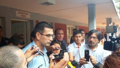Comandante se interioriza sobre las necesidades en Alto Paraná