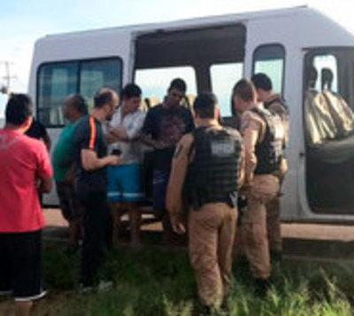 Más detenidos por asalto a Prosegur