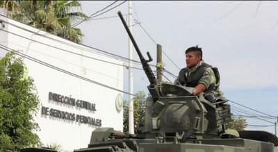 Unos 35 muertos durante una jornada violenta en México