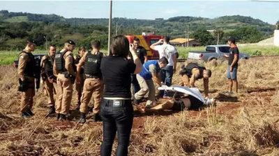 Siguen cayendo delincuentes en Brasil