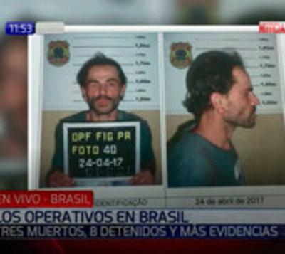 Los 10 detenidos por el robo a Prosegur