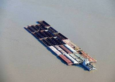 Petropar quiere contratar servicio de flete fluvial de hidrocarburos