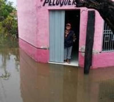 Declararán emergencia departamental en Ñeembucú