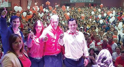 Marito  anuncia que creará su partido si lo echan de la ANR