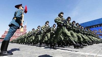 Rusia es ahora el tercer país con mayor gasto militar