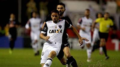 Libertad buscará asegurar en Belo Horizonte