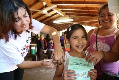 Paraguay invertirá 40 millones de dólares anuales en vacunación