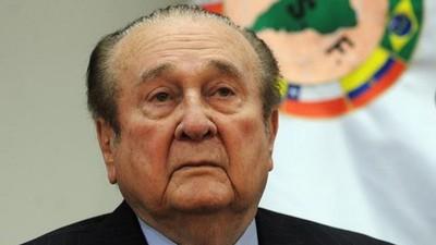 Auditoria: Leoz transfirió 26,9 millones de dólares de la Conmebol a su cuenta