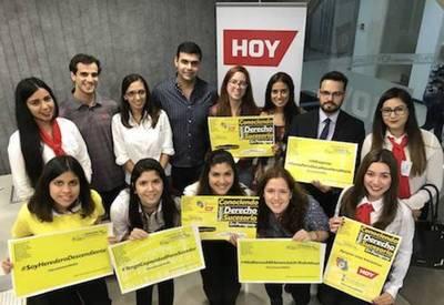 Estudiantes de Derecho UNA promueven campaña sobre derechos sucesorios