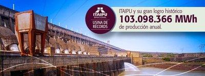 Hace 44 años se firmaba el Tratado de Itaipú
