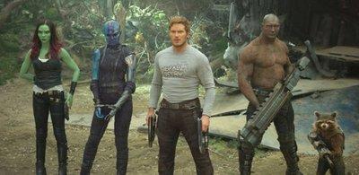 Guardianes de la galaxia 2 llega con nuevas aventuras