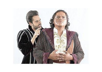 La ópera Otello se estrena mañana en el Teatro Municipal
