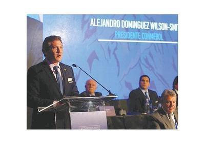 Conmebol: USD 128 millones desviados