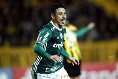 Remontada del Palmeiras e incidentes al final