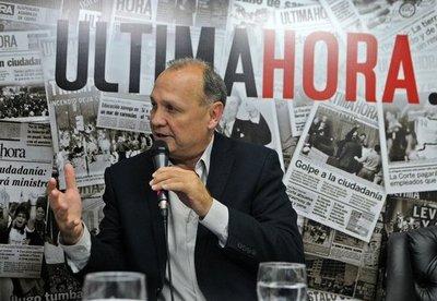 Ferreiro delega negociaciones de candidatura a su equipo político