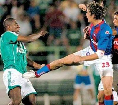 Cinco batallas campales en la Libertadores