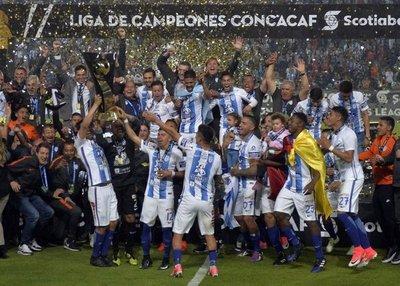 Pachuca, campeón de la Concachampions