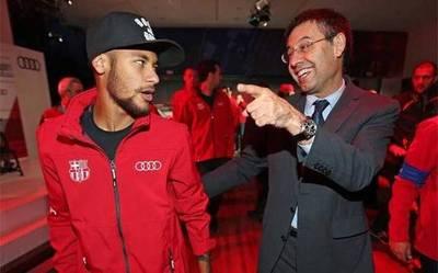 Presidente de Barça irá a juicio en el caso Neymar