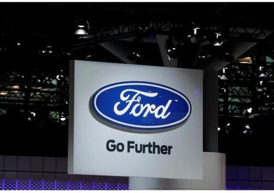 Los beneficios de Ford cayeron un 35 % en el primer trimestre del año