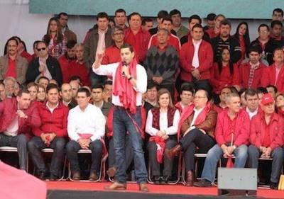Candidatura de Horacio Cartes al Senado no es oficial, dice Alliana