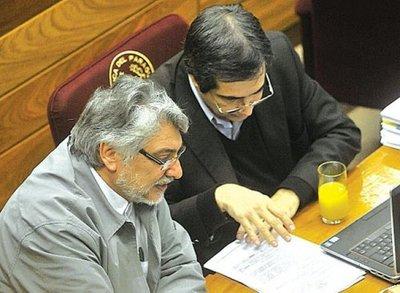 Filizzola defiende la legalidad de la enmienda