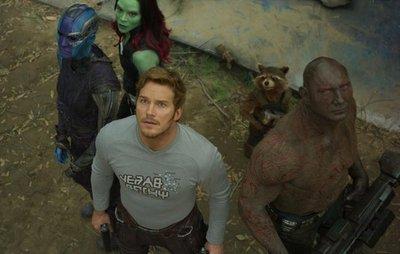 Vuelven los Guardianes de la Galaxia