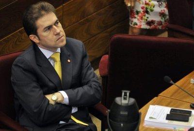 Castiglioni quiere ser candidato de una ANR unida