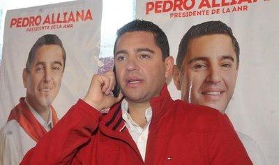 Titular de la ANR no piensa en candidatura presidencial