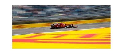 Ferrari enseña su potencial en pruebas libres de Sochi