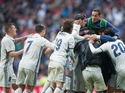 Marcelo mantiene bien arriba al Real