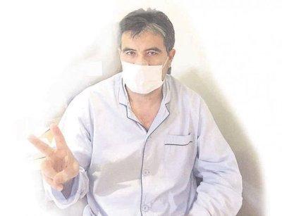 Diputado herido aboga por alentar manifestaciones y no criminalizarlas