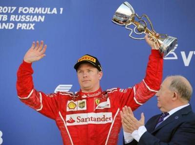 El GP de Rusia fue para Bottas