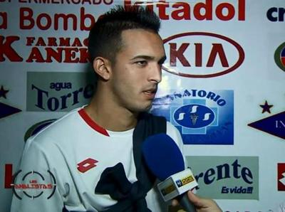 Alfio Oviedo, contento pero…