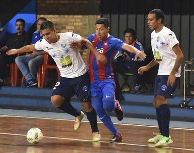 Cerro Porteño golea en el inicio de la Liga Premium