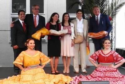 Embajada paraguaya en Alemania organiza festejo por día de la independencia
