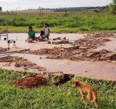 Ningún detenido por atropello a comunidad indígena en Itakyry
