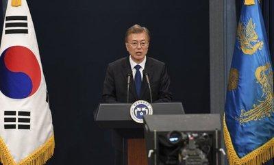 Cartes felicita a electo presidente surcoreano