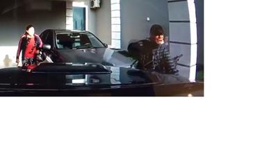 Videos rebelan espectacular reacción de víctima de robo