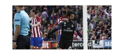 El Real elimina al Atlético y se instala en la gran final