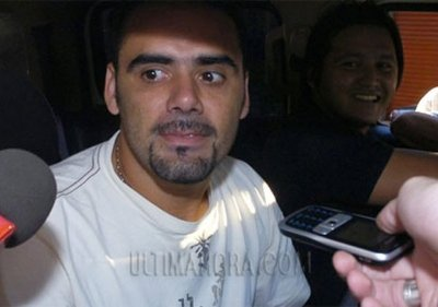 Tigre  Ramirez quiere ser gobernador de Canindeyu